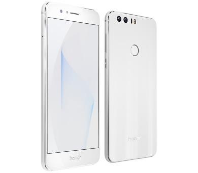 Honor 8 Dual SIM - bílý