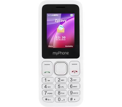 myPhone 3300 Dual SIM - bílý