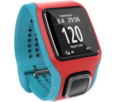 TomTom GPS hodinky Runner Cardio + DOPRAVA ZDARMA