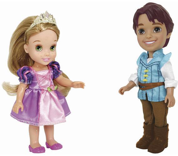Princezna a princ 15 cm