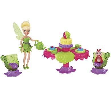 Disney Víly: 11 cm panenka a velký hrací set