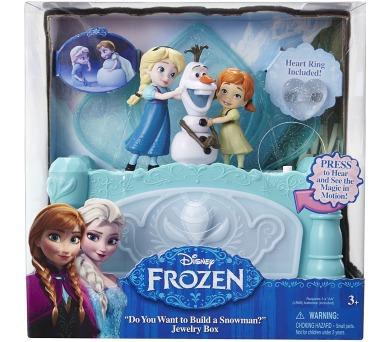 Frozen: hudební šperkovnice Anna/ Elsa
