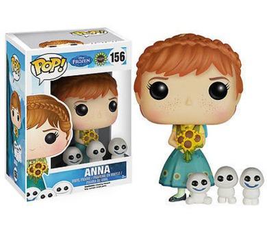 Funko POP Disney: Frozen Fever - Anna