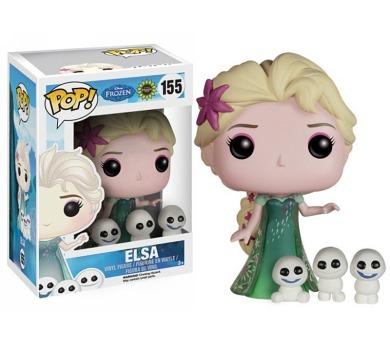 Funko POP Disney: Frozen Fever - Elsa