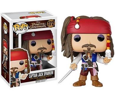 Funko POP Disney: Pirates - Jack Sparrow