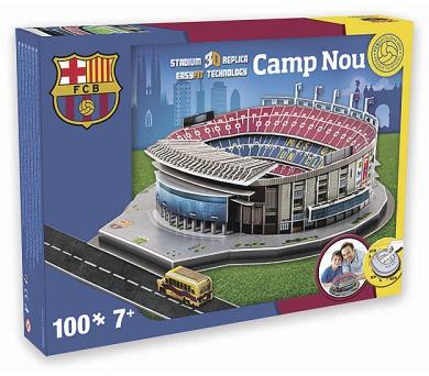 Nanostad: SPAIN - Camp Nou (Barcelona) + DOPRAVA ZDARMA