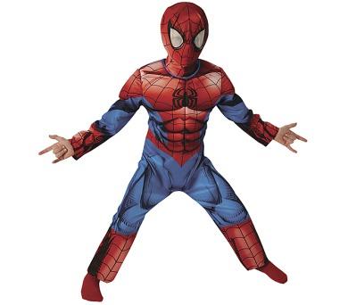 Spiderman Deluxe - vel. S + DOPRAVA ZDARMA