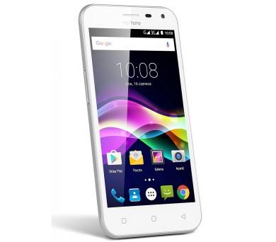 myPhone FUN 5 DUAL SIM BÍLÝ