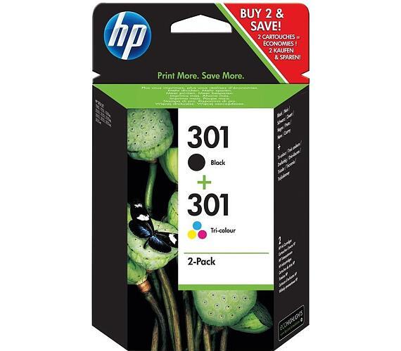 HP 301 combo pack ( černá