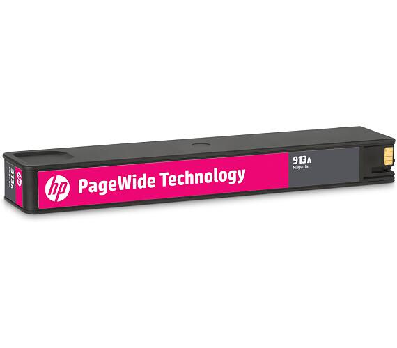 HP 913 - purpurová inkoustová kazeta + DOPRAVA ZDARMA