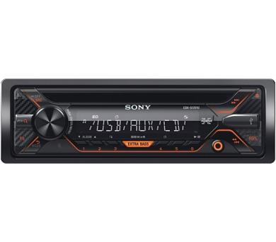 Sony autorádio CDX-G1201U CD/MP3,USB/AUX + DOPRAVA ZDARMA