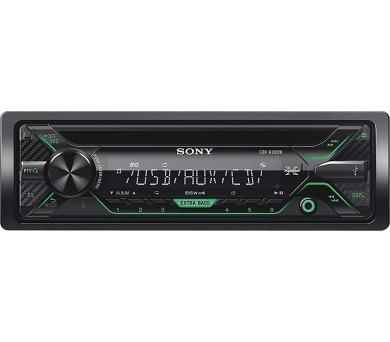 Sony autorádio CDX-G1202U CD/MP3,USB/AUX + DOPRAVA ZDARMA