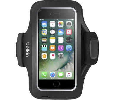BELKIN SlimFit Plus Armband - Black for iPhone 7