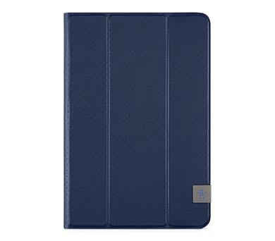 BELKIN Trifold Folio pro iPad mini 4/3/2 mini modrý
