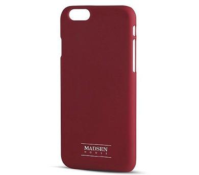 Madsen zadní kryt pro Apple iPhone 6/6S červené
