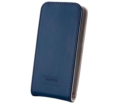 Madsen flipové pouzdro pro iPhone 6/6S modré