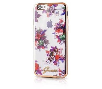 Guess Blossom TPU Pouzdro Flower pro iPhone 6/6S