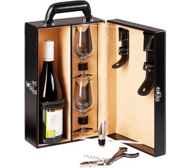 Domoclip GS110 - Dárková sada na víno + DOPRAVA ZDARMA