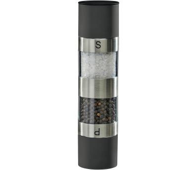 Kitchen Artist MEN328N - Mlýnek na sůl a pepř 2 v 1 manuální