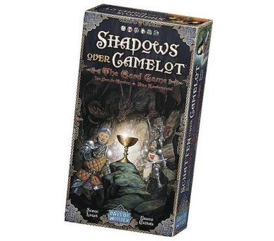 Shadows over Camelot The Card Game - Multilingual + DOPRAVA ZDARMA