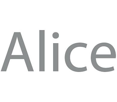 """Propiska """"Alice"""""""