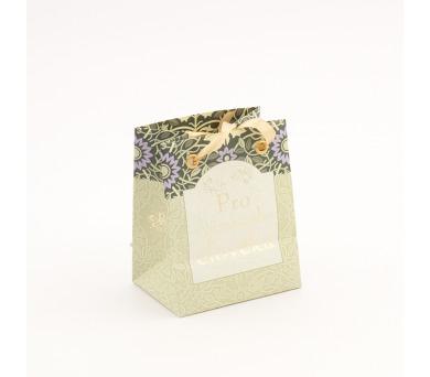 Malá dárková taška z Romantické zahrady