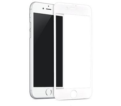 InvisibleSHIELD Glass Contour pro Apple iPhone 7 Plus - bílý rám + DOPRAVA ZDARMA
