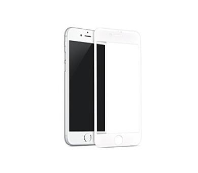 InvisibleSHIELD Glass Contour pro Apple iPhone 7 - bílý rám + DOPRAVA ZDARMA