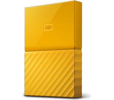 "HDD ext. 2,5"" Western Digital My Passport 1TB - žlutý"
