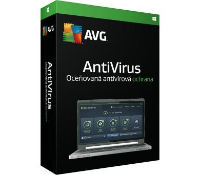 AVG Anti-Virus 2016 + DOPRAVA ZDARMA