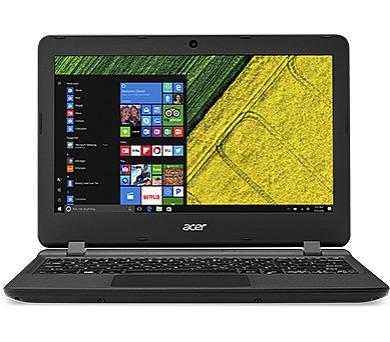 Acer Aspire ES11 11,6/N3350/4GB/32GB/W10 černý