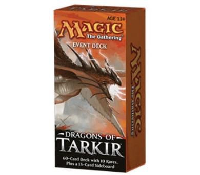 MTG: Dragons of Tarkir™ Event Deck + DOPRAVA ZDARMA