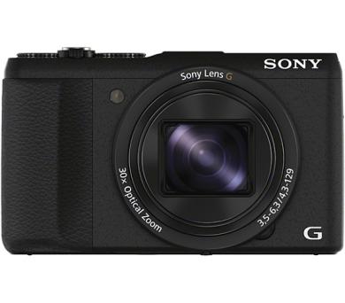Sony DSC-HX60V černá,20,4Mpix,30xOZ,WiFi + DOPRAVA ZDARMA