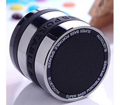 Wodasound ® Sport metal Bluetooth Super Bass speaker + MP3 (SD slot)