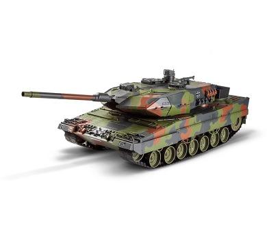Hobby engine RC Tank - Leopard 2A6 1:16 + DOPRAVA ZDARMA