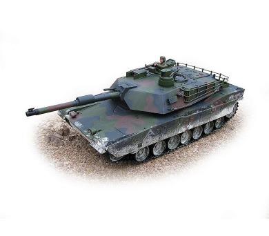 Hobby engine RC Tank - M1A1 Abrams 1:16 + DOPRAVA ZDARMA