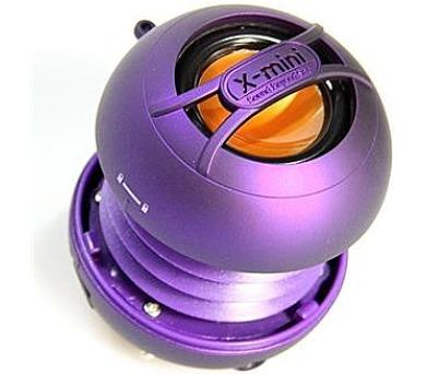 X-mini UNO keramický přenosný mono repro. fialový