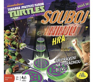 Želvy Ninja - Souboj ninjů