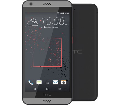 HTC Desire 530 - dark grey - šedý