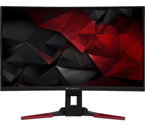 Acer Predator Z321Qbmiphzx - VA LED,FHD,4ms,HDMI,USB Hub,DP,Speakers
