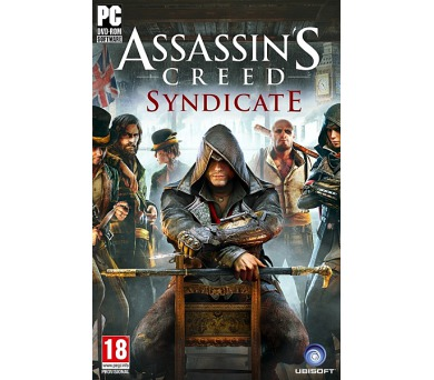 PC CD - Assassin's Creed Syndicate: Special Ed.