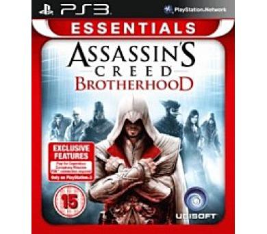 PS3 - Assassins Creed Brotherhood Essentials