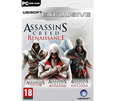 PC CD - Assassin's Creed: Renaissance