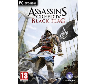PC CD - Assassin's Creed: Black Flag