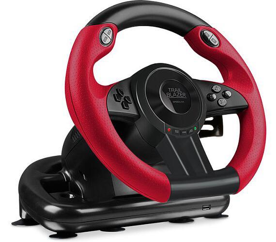 TRAILBLAZER Racing Wheel for PS4/Xbox One/PS3 + DOPRAVA ZDARMA