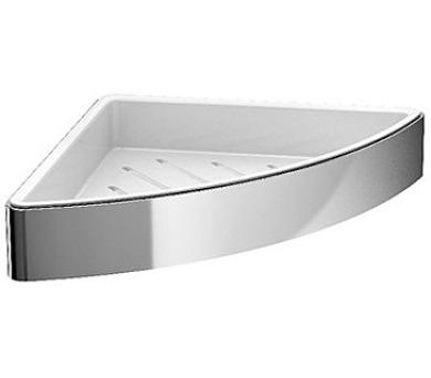 Emco Loft - rohová polička do sprchového koutu - 054500103 + DOPRAVA ZDARMA