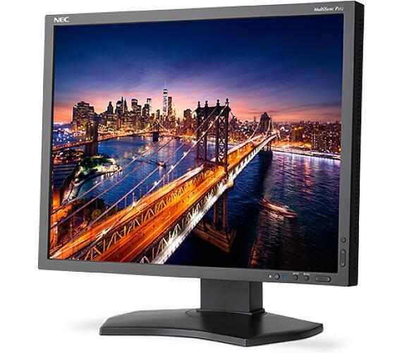 NEC P212 - 1600x1200,DP,USB,piv,24/7,black + DOPRAVA ZDARMA