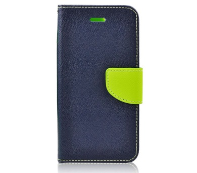 Pouz.Fancy Huawei Honor 6 Plus Navy-Lime + DOPRAVA ZDARMA