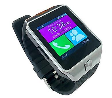 Smart hodinky BW08 černé
