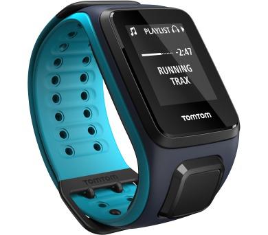 TomTom GPS hodinky Runner 2 Cardio + Music (L)